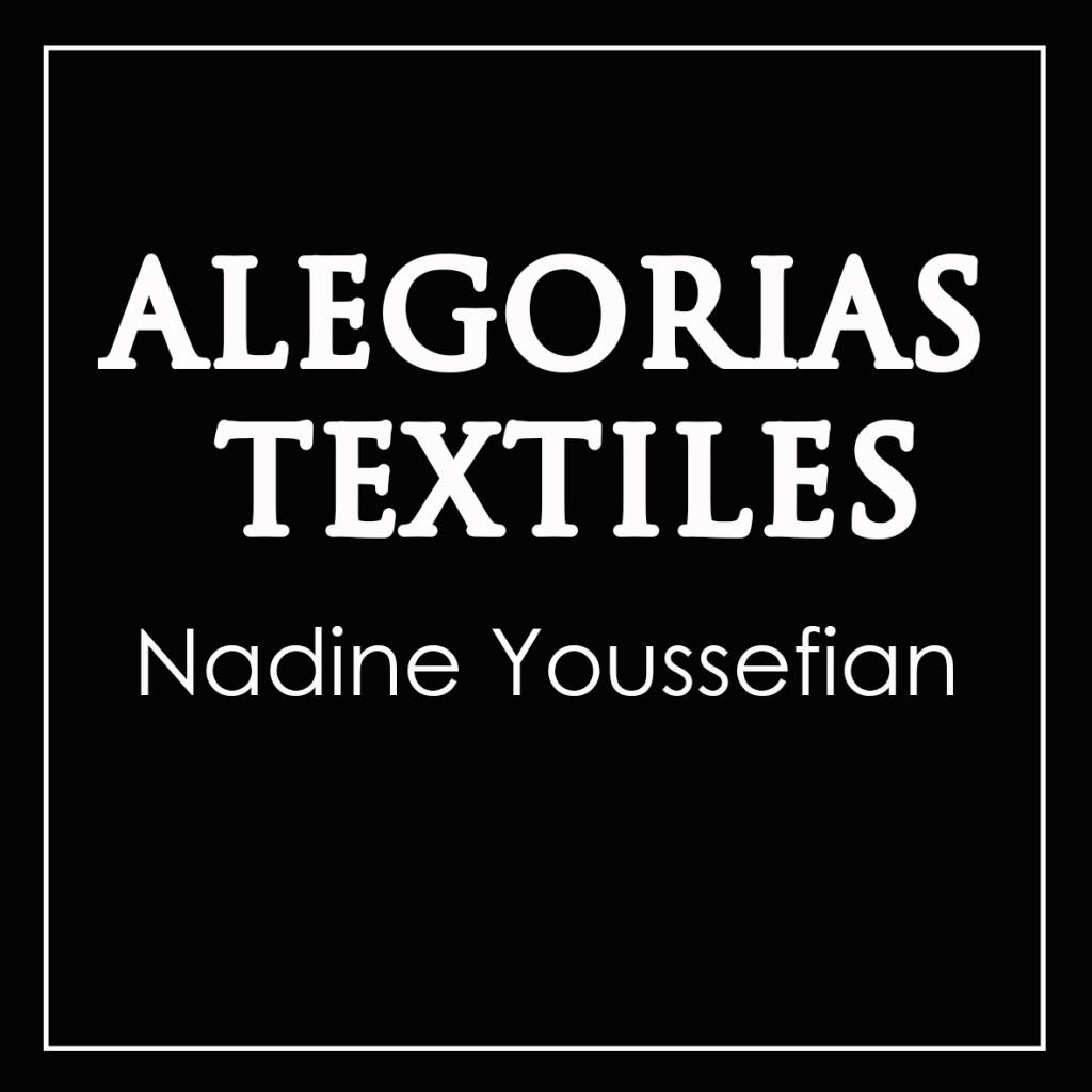 Alegorías textiles