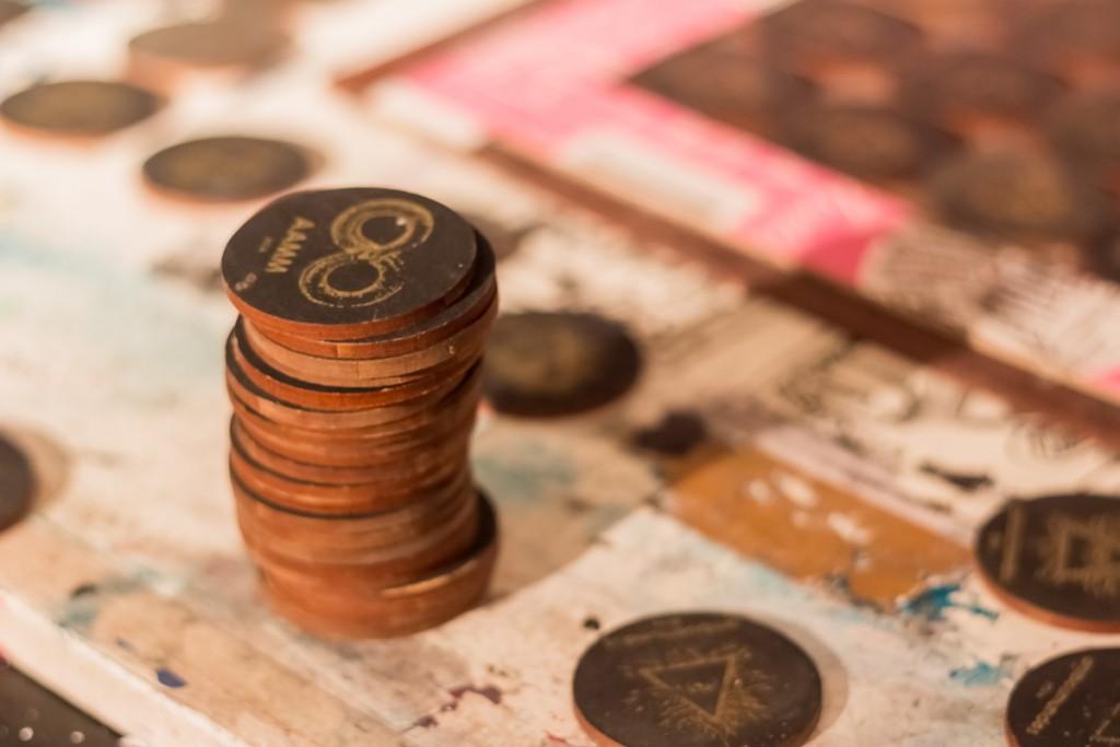 La maquinita de hacer billetes