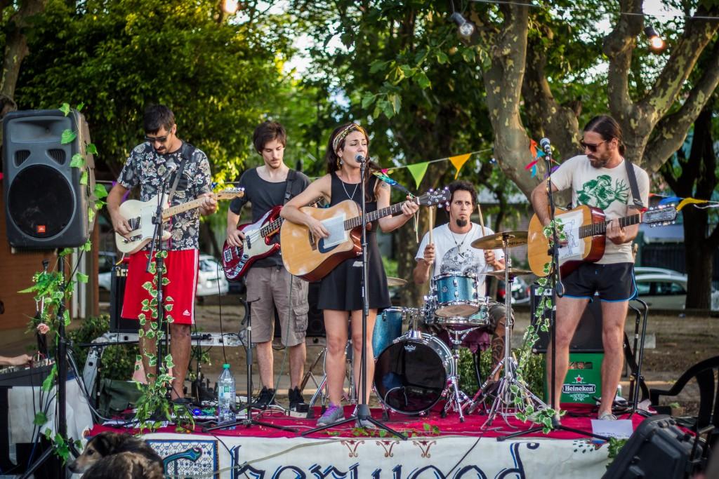 Sherwood / Festival del vecino para el vecino