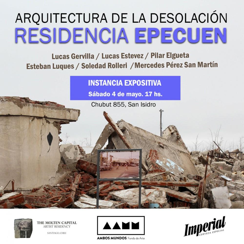 Edición V. Residencia Epecuén