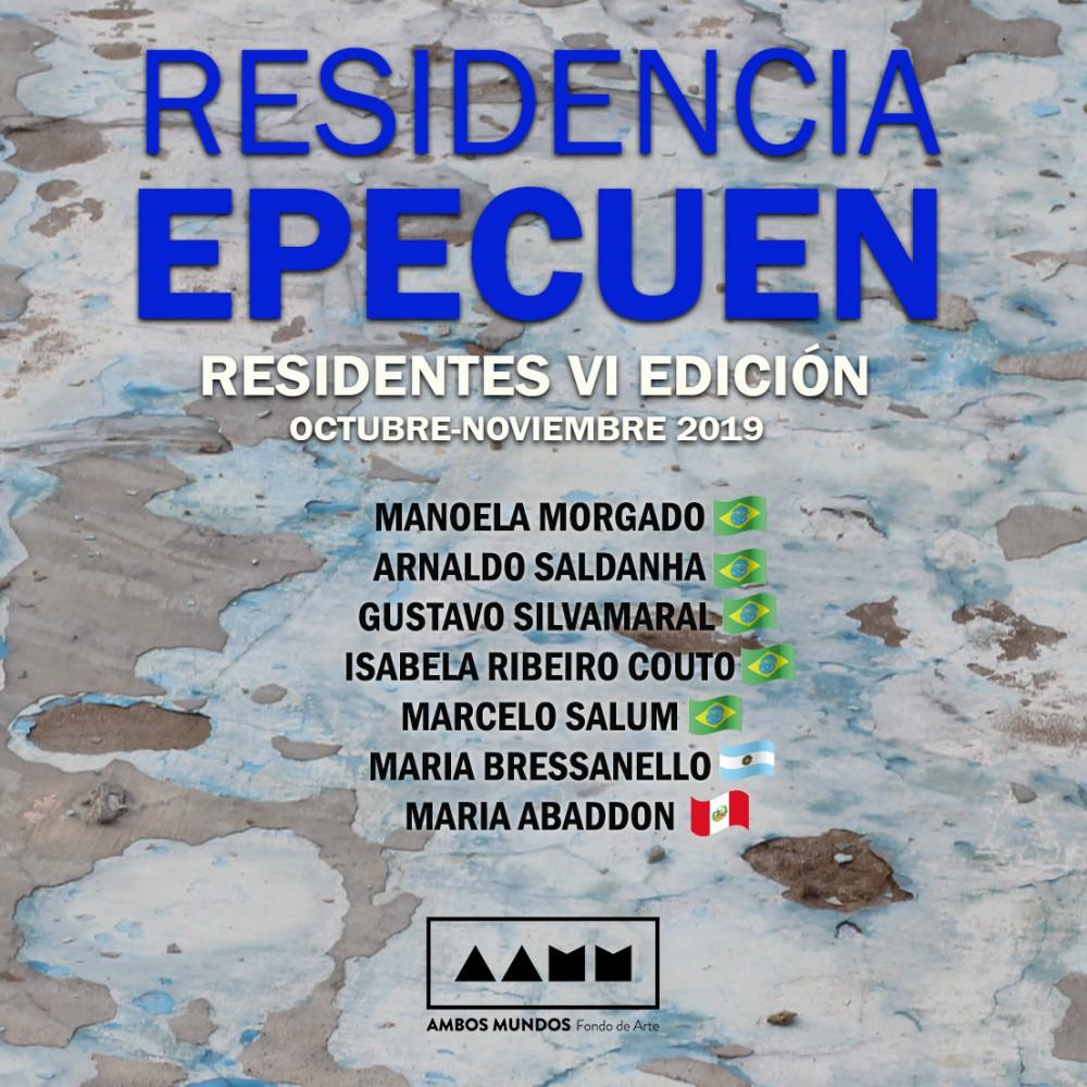 Edición IV. Residencia