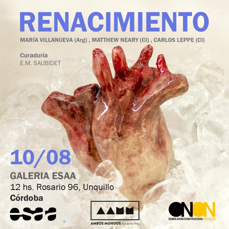 Renacimiento, Galería ESAA, Córdoba