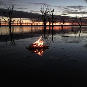 Mikel Aboitiz Fuego sobre el Agua