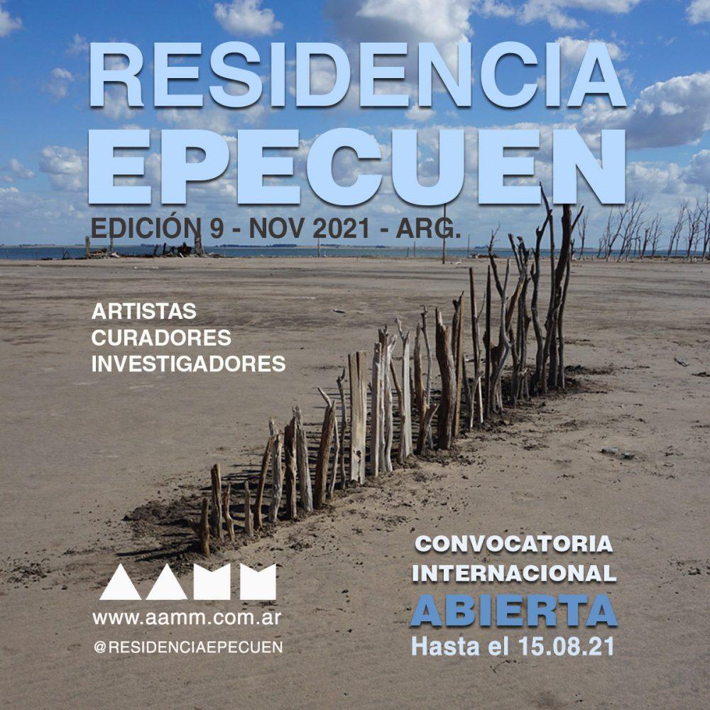 CONVOCATORIA INTERNACIONAL RESIDENCIA EPECUEN 9